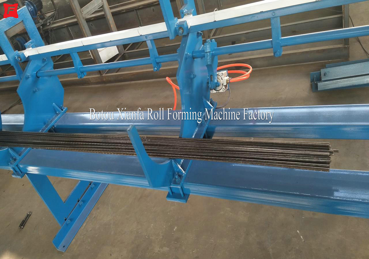 Rebar Straightening Cutting Machine