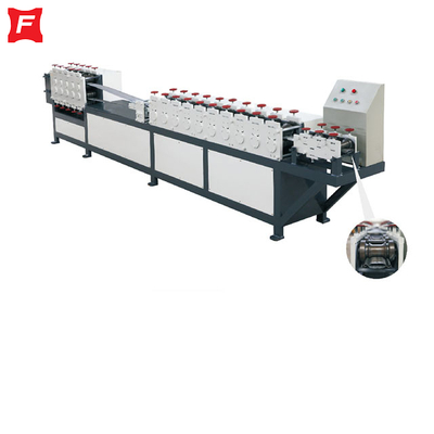 Slat Steel Roller Shutter Machine