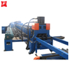 Gearbox Driven High Speed Guardrail Forming Machine