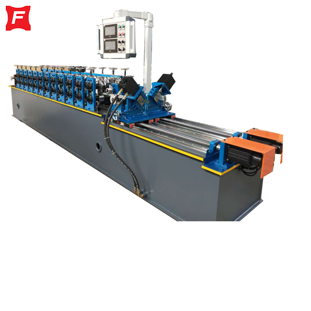 Double Line Track And Stud Forming Machine