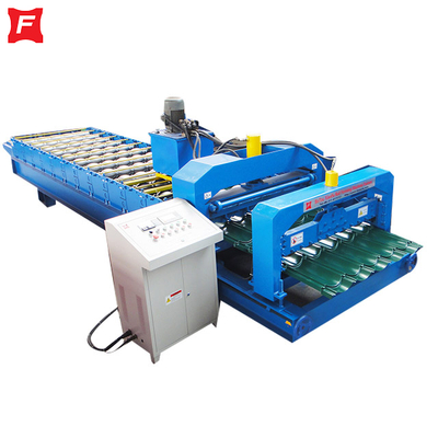 Tile Profile Sheet Forming Machine
