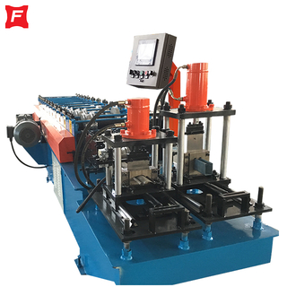 Slat And Guide Forming Machine