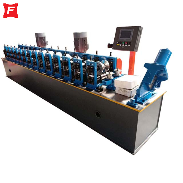 Folded Channel Forming Machine