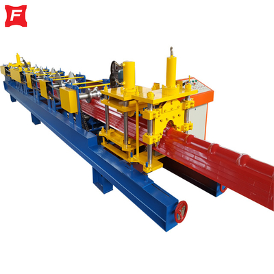 Archaized Ridge Cap Forming Machine
